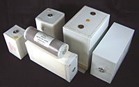 CP Series Oil-Filled Capacitors (Welded Polypropylene Cases)