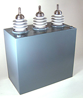 LC Series Oil-Filled Capacitors