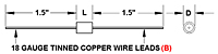 HT53, HT54 & HT55 Series Ceramic Capacitors - 2