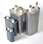 SCR Series Oil-Filled Capacitors (Drawn Oval & Rectangular Cans)