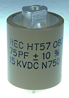 HT57 Series Ceramic Capacitors