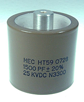 HT59 Series Ceramic Capacitors