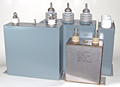 LC Series Oil-Filled Capacitors (Welded Rectangular Cans)
